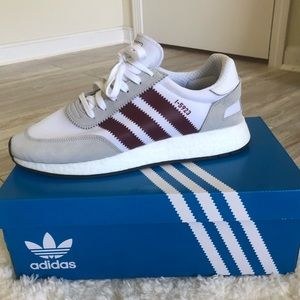 !Adidas INIKI 5923 Casual Sneaker GREAT Condition!
